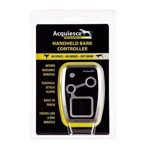 Acquiesce Handheld Bark Controller