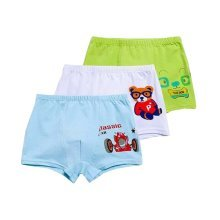 Pack of 3 Boy Daily Wear Brief Cotton Underwear