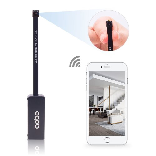 AOBO 640P Mini Spy Camera Wireless WIFI Security Covert Camera