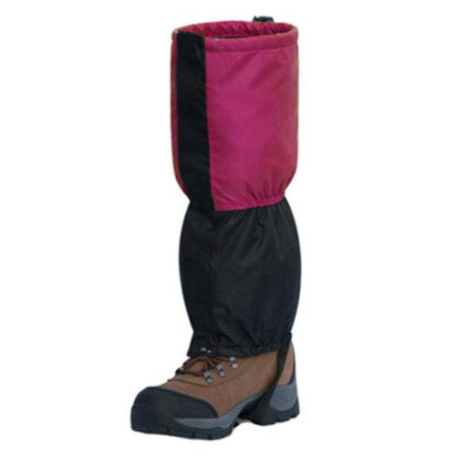 Unisex Sports Shoe Gaiters Leg Binding Podotheca Stylish Foot Gaiter 1 Pair Rose