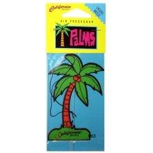 California Scent - Air Freshener Palm Tree Laguna for Car & Home - Long Lasting