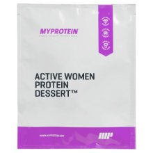 Myprotein Active Women Protein Dessert Strawberry 500g