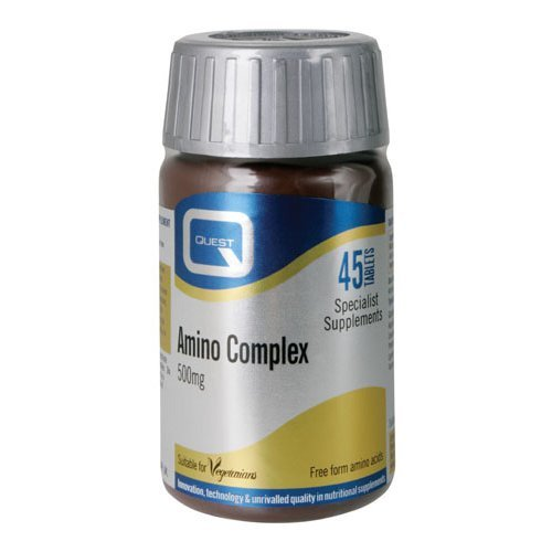 Quest  Amino Complex 500mg Tablets 45s