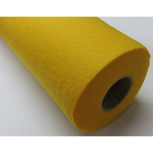 Pbx2470328 - Playbox Felt Roll( Sun Yellow) 0.45x5m - 160 G - Acrylic