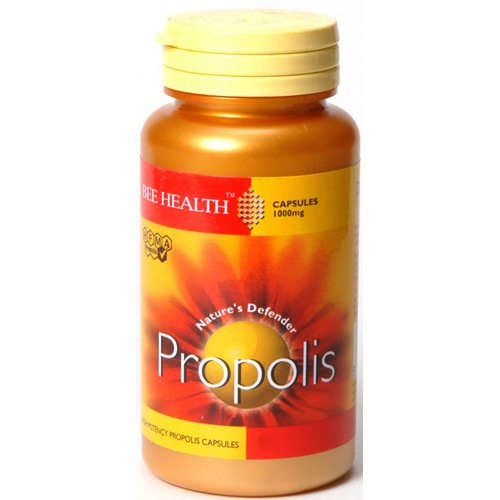 Bee Health Propolis Capsules 90 X 1000mg