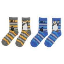 Penguins Socks - Pack of 2