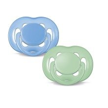 Philips Avent Free Flow Soothers Scf178/23 (0-6 Months)