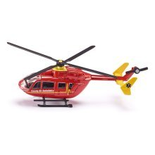 """1:87 Helicopter """"taxi"""" - Siku 187 Taxi Scale Toys Country Ambulance -  siku helicopter 187 taxi scale toys country ambulance"""