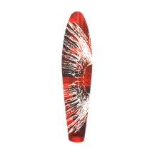 Fashion Waterproof Skateboard Equipment Skateboard Sandpaper/Stickers-Wing