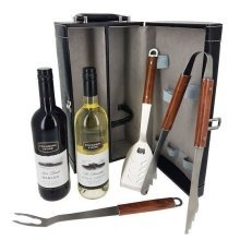 Barbecue and Wine Gift Set