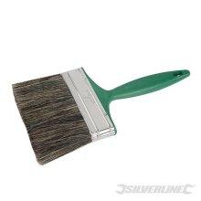 Silverline 125mm Emulsion & Paste Brush -  silverline emulsion paste brush 125mm 585477 paint