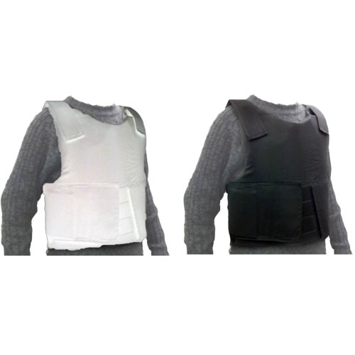 Knife Resistant Stab Vest Removable Back Pad
