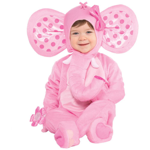 Kids Baby Toddler Elephant Sweetie Costume