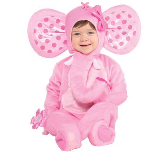 Kids Baby Toddler Elephant Sweetie Costume
