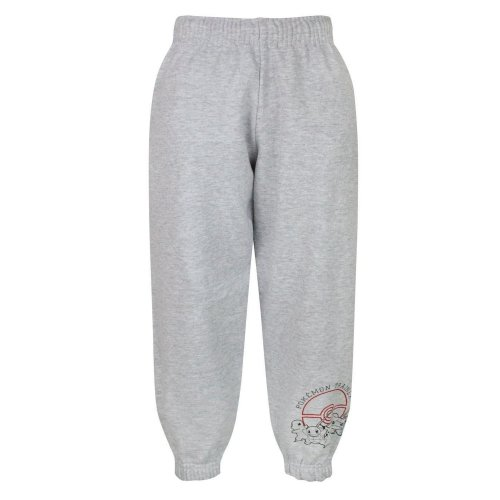 Pokemon Childrens/Boys Official Pokemon Trainer Academy Jogging Bottoms