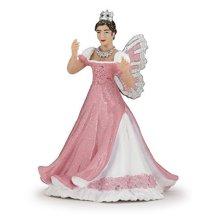 "Papo 39134 Figure ""queen Of Elves Pink"" - Queen Pink New Toys Brand Free -  papo queen elves pink new 39134 toys brand free delivery tales legends 10"