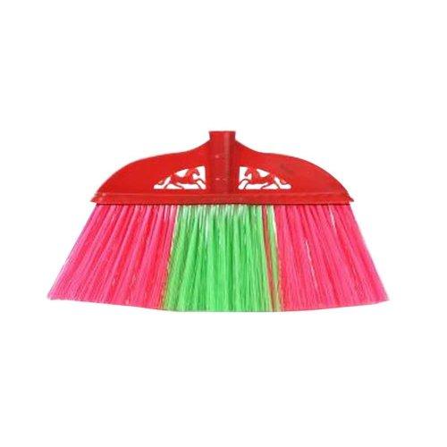 Durable Stiff Broom Head Broom Head Replacement, Only Broom Head [D]