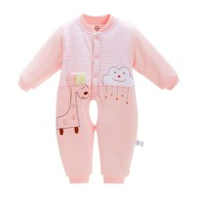 Baby Winter Soft Clothings Comfortable and Warm Winter Suits, 61cm/Pink