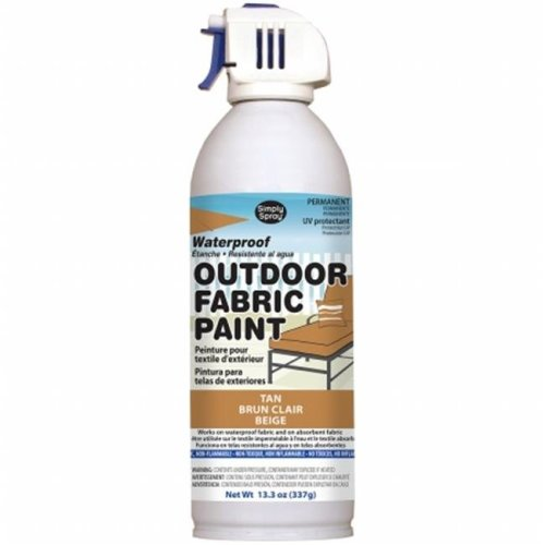 OF0046-3M Outdoor Spray Fabric Paint - 13.3 oz., Tan