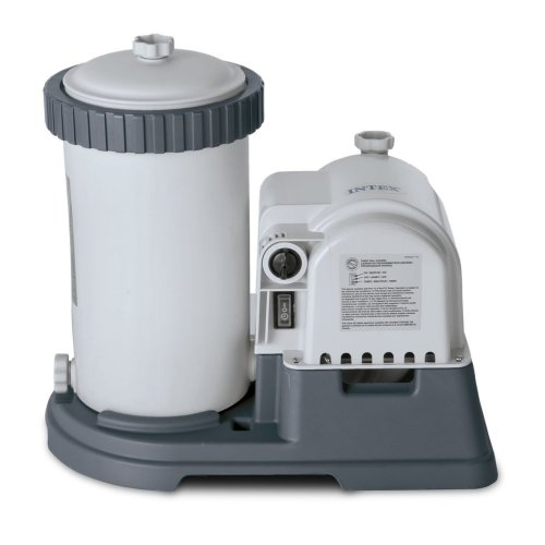 Intex Krystal Clear 2500 GPH Pool Filter Pump For large pools. 38mm Hoses