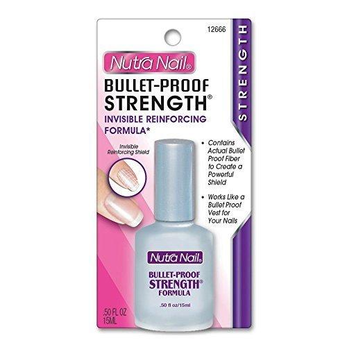 Nutra Nail 12666 Bulletproof Nail Strengthener (Pack of 6)