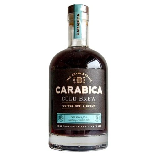 Carabica Coldpress Coffee Rum Liqueur | 25% abv 70cl