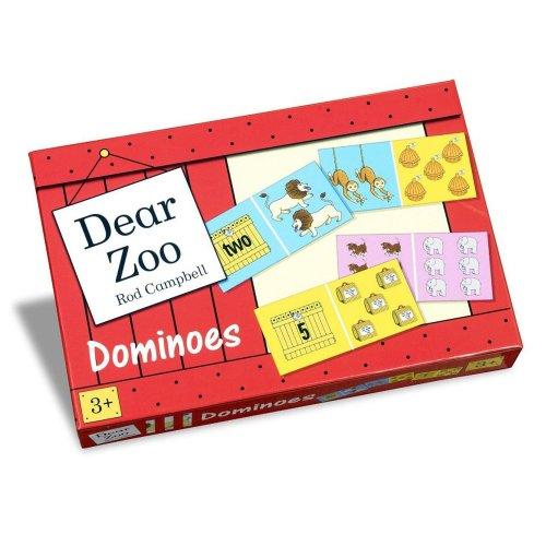 Dear Zoo Dominoes