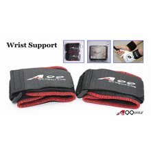 A99 Golf Wrist Wrap Support Elastic Brace Sport Protector 1 Pair