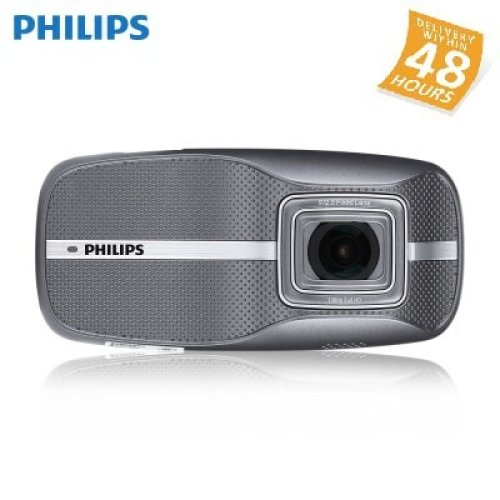 PHILIPS Driving Recorder Full HD 1080P 171 Degree Parking Monitor