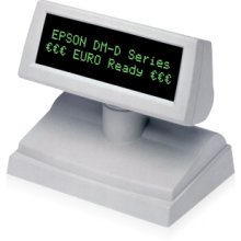 Epson DM-D110BA 40digits RS-232 White customer display