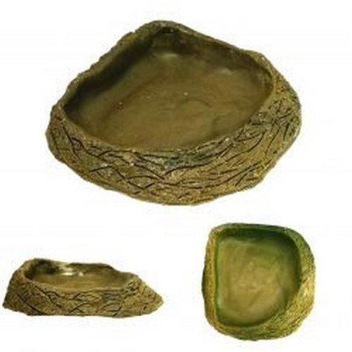 Jungle Trade Supplies Tortoise Corner Ramp Bowl