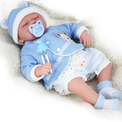 "(Boy) 20"" Lifelike Reborn Baby Doll 