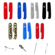 Victorinox 91mm Swiss Army Knife Spares - Tweezers Toothpick Screwdriver Handles