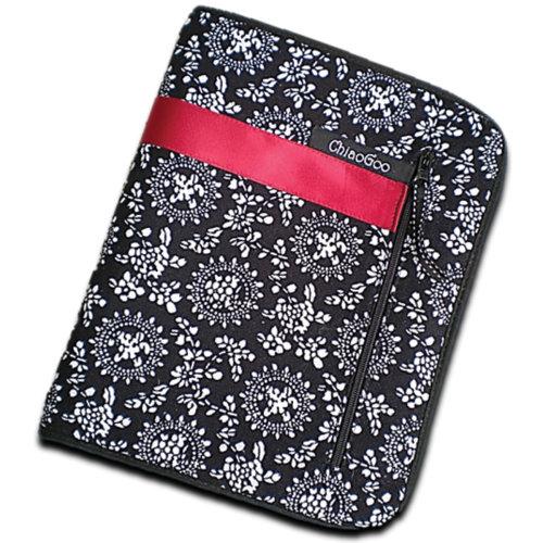 "ChiaoGoo TWIST Red Lace Intchg Knitting Needle 5"" Tip Set-Small"