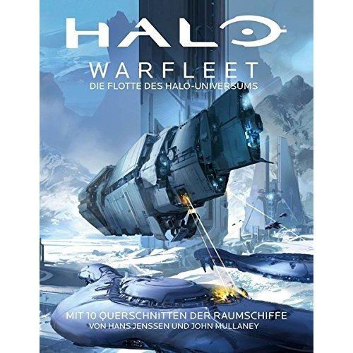 HALO - Warfleet: Die Flotte des Halo-Universums