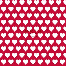 wallpaper hearts red and white - 136813