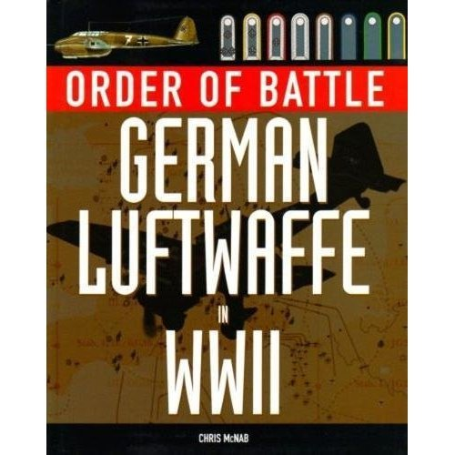 Order of Battle: German Luftwaffe in World War II