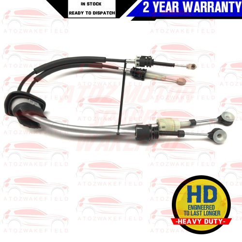 FOR FIAT SCUDO PEUGEOT EXPERT CITROEN DISPATCH NEW GEAR CABLE LINKAGE LINKAGES
