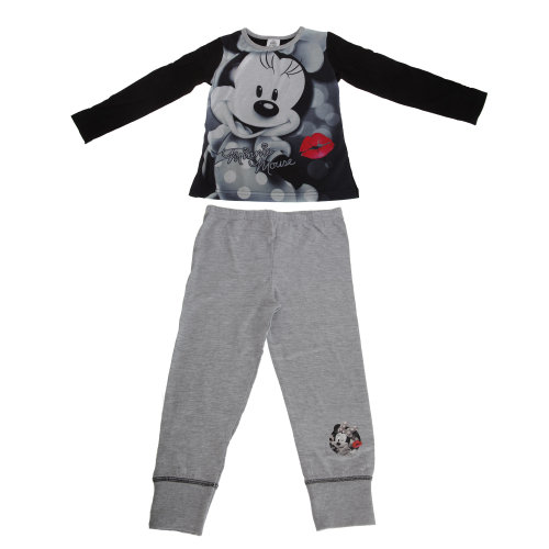Minnie Mouse Childrens/Kids Signature Pyjama Set