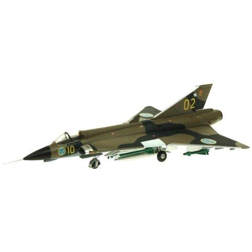 Aviation 72 AV7241002 1/72 Saab Draken J-35F 10/02 35-602 Swedish Air Force Angelholm 1995