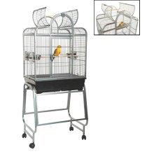 Rainforest Santa Fe Bird Cage/Small Parrot Antique