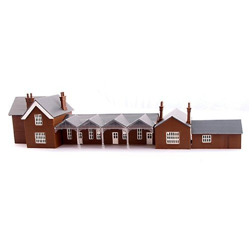 Town Station - Kestrel Design GMKD1000 - N building kit - free post