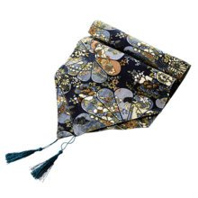 12 By 71 Inch Fashionable Home Decor Japanese Style Table Runner Bed Runner