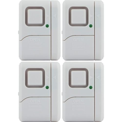 Ge 45174 Magnetic Indoor Window Alarms