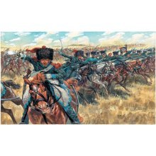 NAPOLEONIC WARS - FRENCH LIGHT CAVALRY - SOLDIERS 1:72 - Italeri 6080