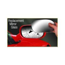 Mirror Glass Replacement - (Blind Spot) OEM Style With Base Plate