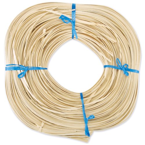 Flat Oval Reed 4.76mm 1lb Coil-Approximately 275'