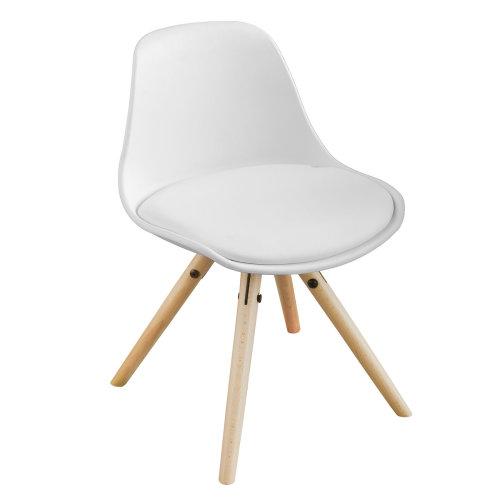 SoBuy® Kids Children Chair, PU Leather Padded Seat