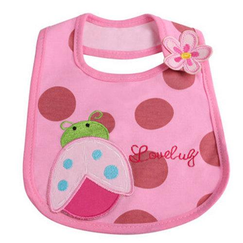Cute Cartoon Pattern Toddler Baby Waterproof Saliva Towel Baby Bibs?R