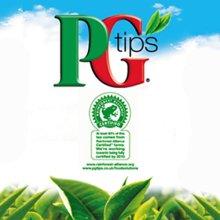 incup PG Tea (BAGS) for in cup vending machines 73mm drinks 4 Darenth Klix